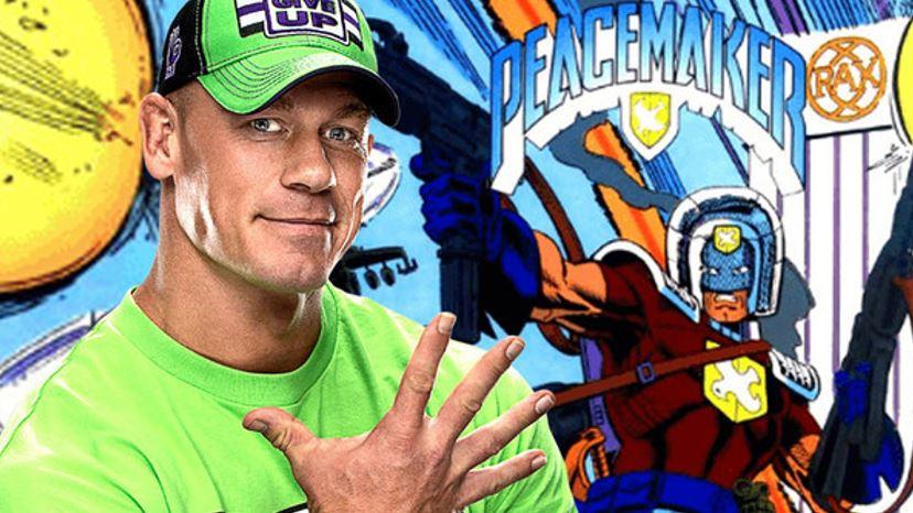John Cena as Valiant Comics' X-0 Manowar