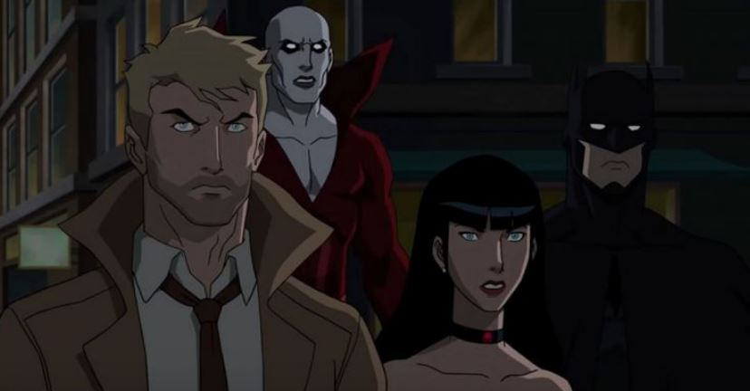 WB Developing DC Zatanna Movie