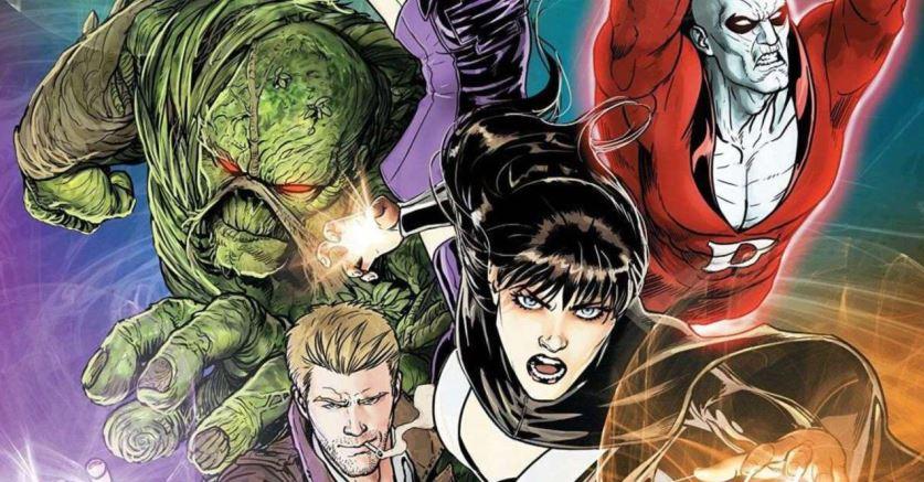 Justice League Dark Series JJ Abrams HBO Max