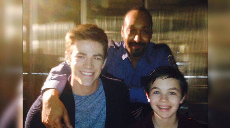 Young Barry Allen in The Flash passes away
