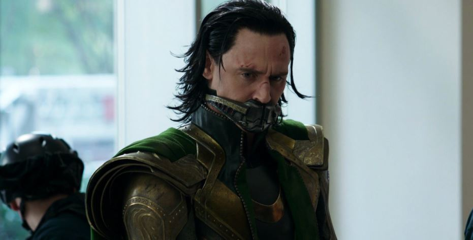 Endgame Set Up Loki Series