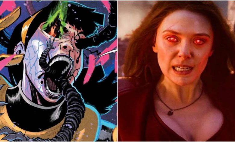 Marvel's Mutant is Stronger Than Scarlet Witch