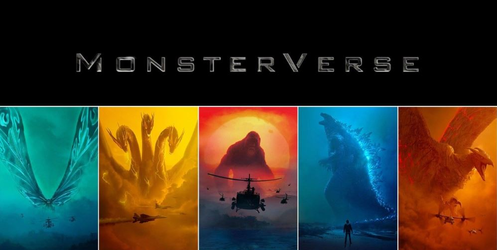Toyline Reveals Godzilla vs Kong feature Titan