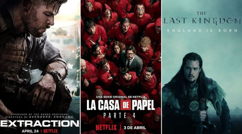 Netflix Has Added Over 70 Movies & Series