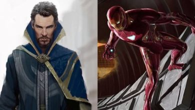 Photo of New Concept Arts From Avengers: Infinity War & Doctor Strange Revealed