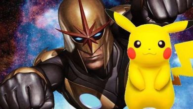 Photo of Pikachu Once Joined Marvel's Nova Corps? Yes, We're Serious!