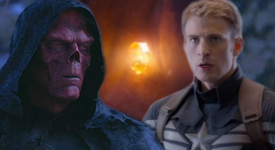 Directors Considered Captain America the Soul Stone
