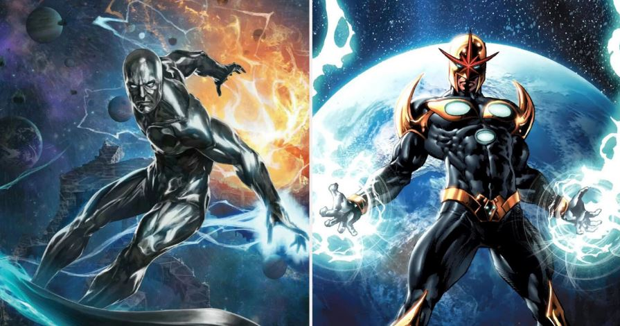 Silver Surfer join the MCU