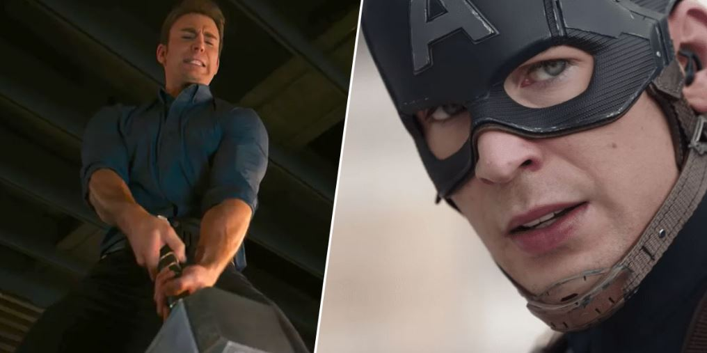 Cap Wasn't Fully Worthy in Age of Ultron
