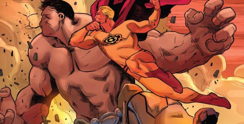 Marvel Comics Superman