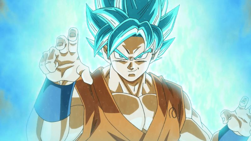 Dragon Ball Facts About Super Saiyan Blue