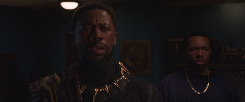 Black Panther – Power of the Heart-Shaped Herb Revealed in Avengers 2