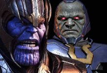 Photo of The Original Look of Thanos is a Lot Like This DC God [Who Isn't Darkseid]