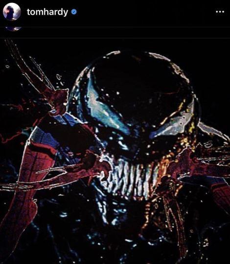 Tom Hardy Proof That Venom 2 Will Involve Spider-Man