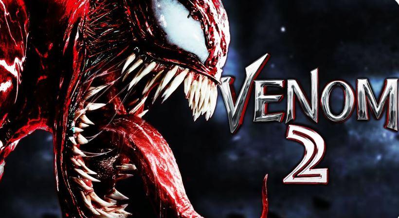 Venom 2 Logo, Title & New Release Date