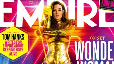 Wonder Woman 1984 Covers by Empire Magazine
