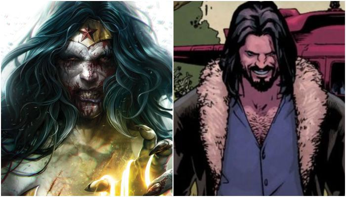 Wonder Woman copied a Classic Avengers