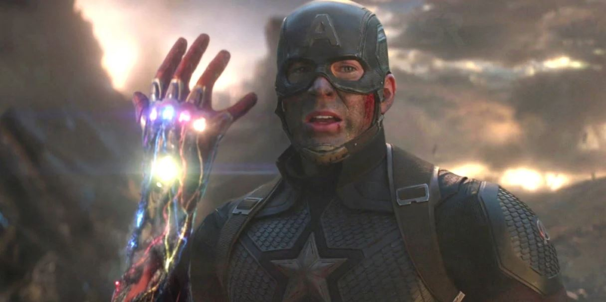 Fan Art Shows Captain America Death