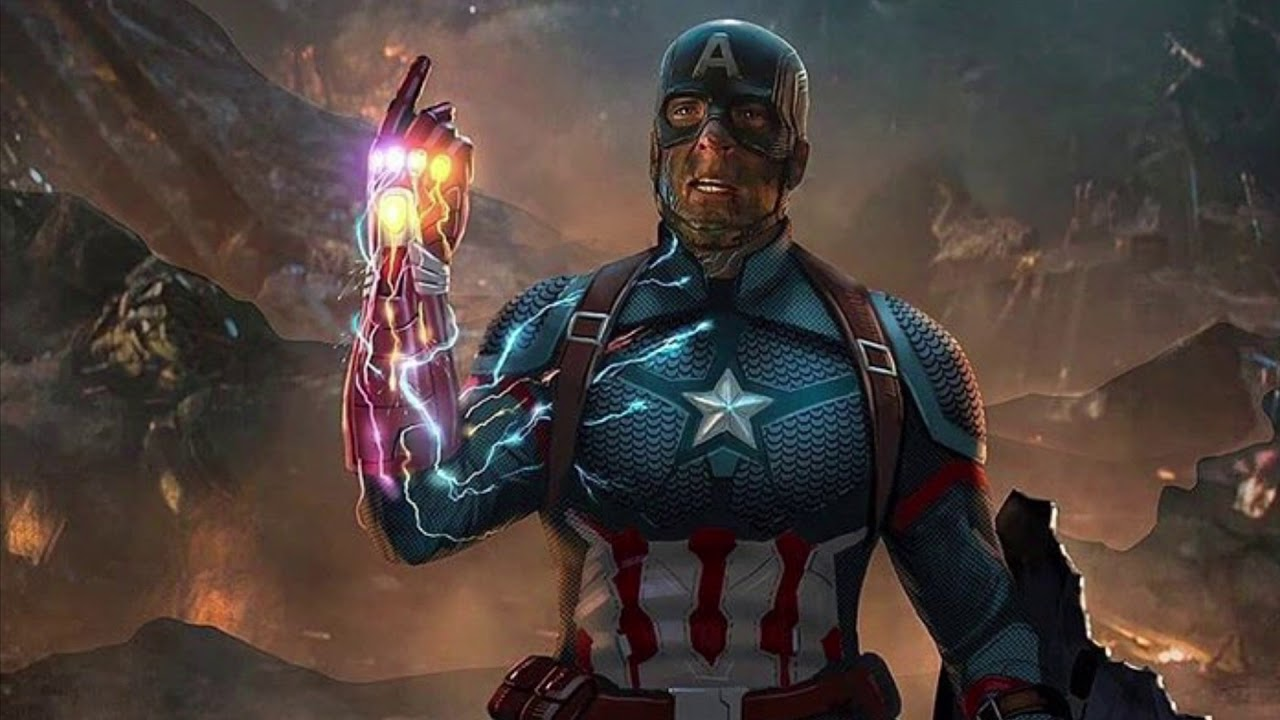 How Things Would've Been Different if Captain America Snapped His Fingers