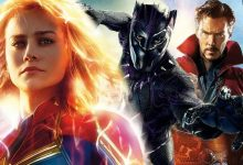 Photo of Alternate Look for Captain Marvel, Black Panther and Doctor Strange Revealed