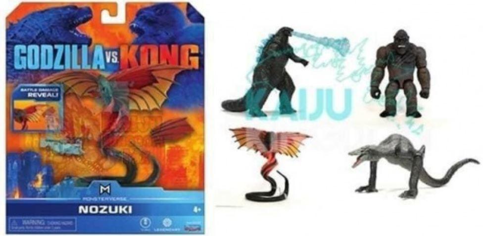 Godzilla vs. Kong Feature a Third Monster