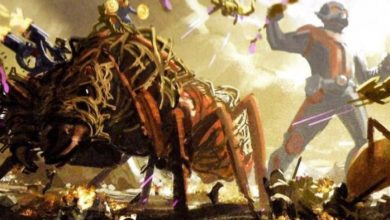 Photo of Avengers of the Wastelands Proves Just How Brutal Ant-Man Can Be