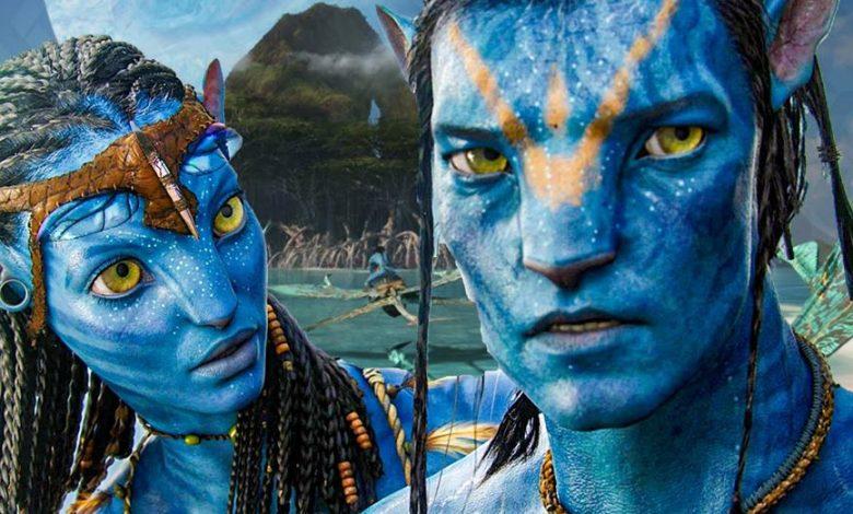 Avatar 2 New Jake & Neytiri Story