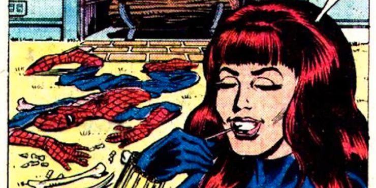 Disturbing Things About Black Widow