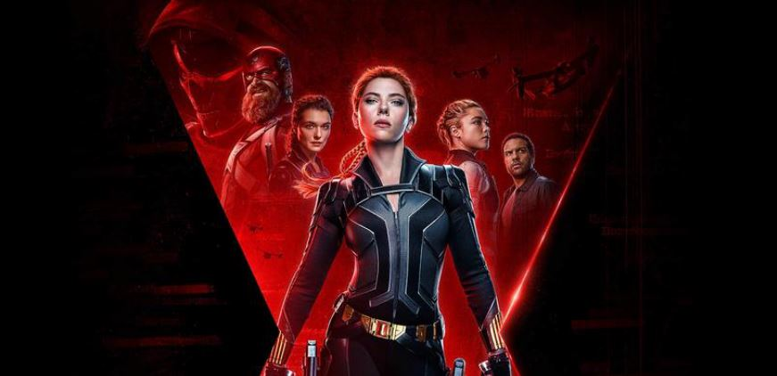 Black Widow To Be Released Early in UK
