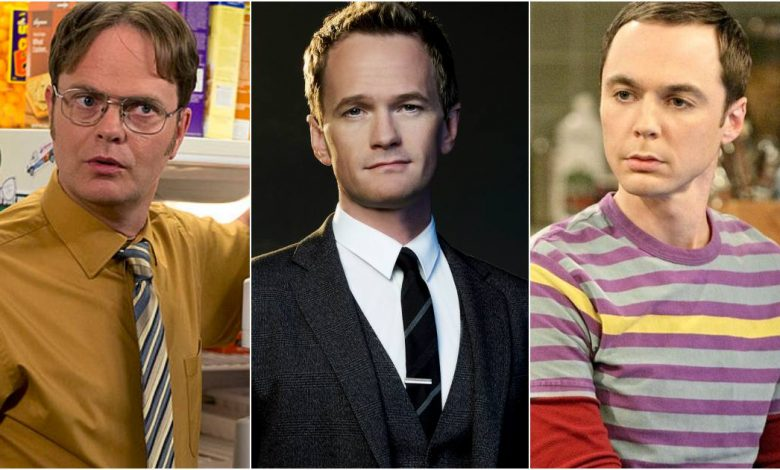 Breakout TV Characters
