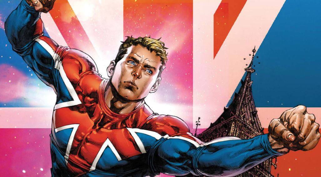 Captain Britain And His Origin Story