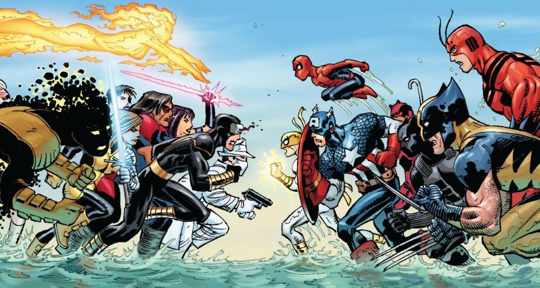 Marvel Hiding Long Forgotten War Between X-Men & Avengers