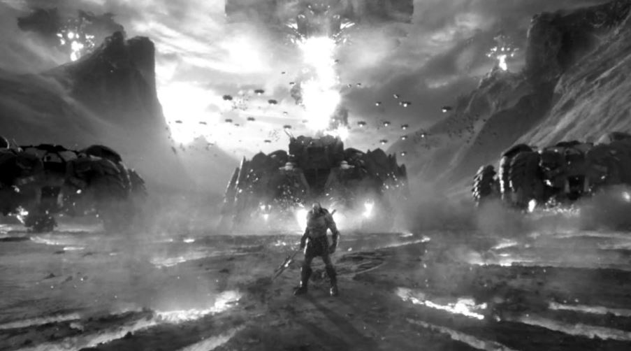 Darkseid for Zack Snyder's Justice League
