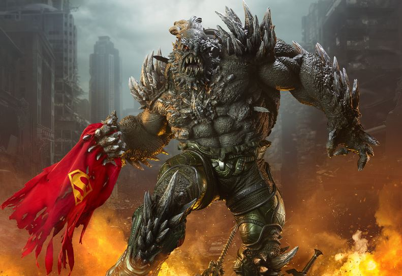 Hulk Defeated Doomsday