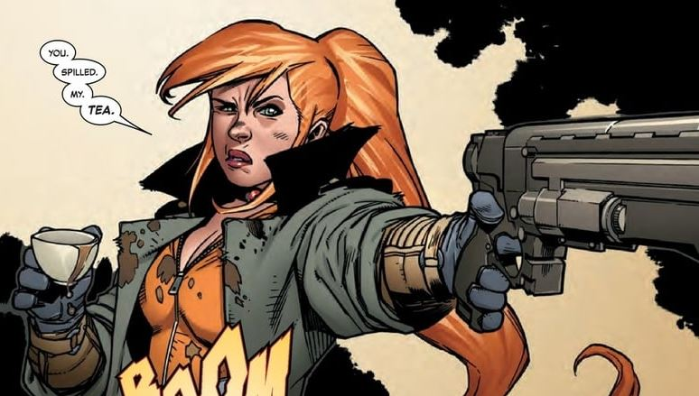 Midnight Sons Coming To MCU Female Bad-ass Hero