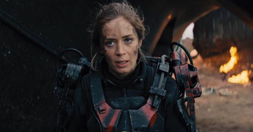 Dwayne Johnson and Emily Blunt Superhero Movie 'Ball & Chain'
