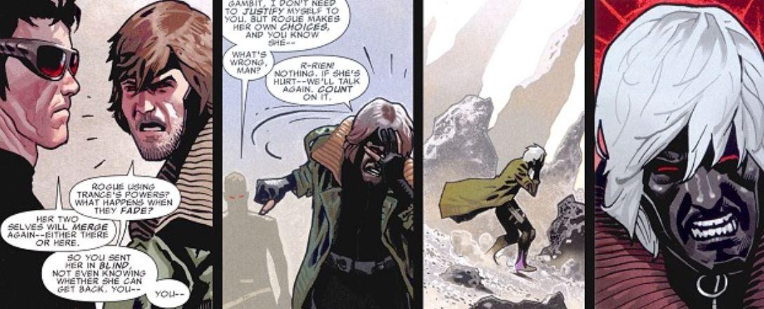 Secondary Mutations in Marvel Comics