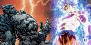 Goku is Doomsday