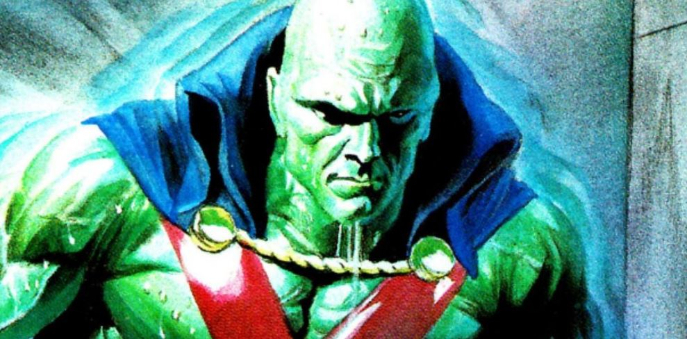 Martian Manhunter Manipulated Superman in Justice League