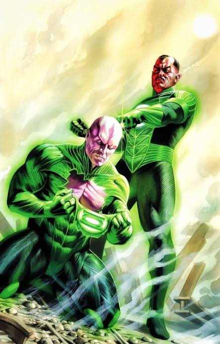 HBO Max's Green Lantern Series Line Up