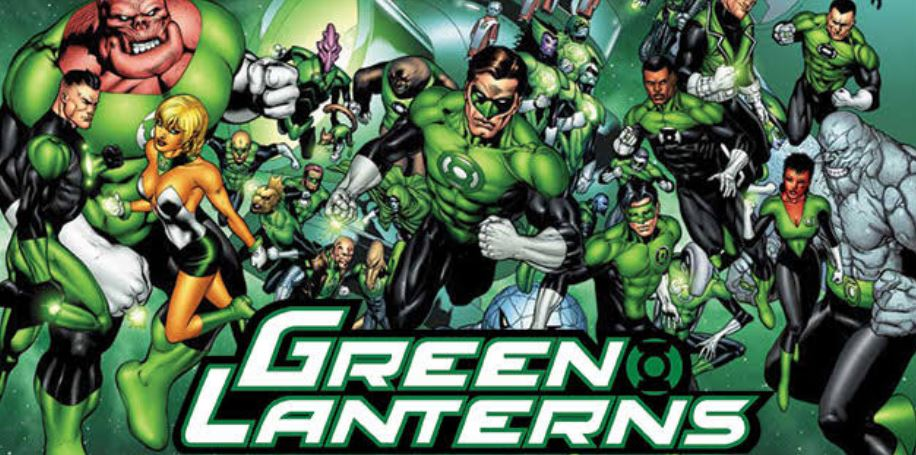 Details of the Upcoming Green Lantern Movie and HBO MAX Series