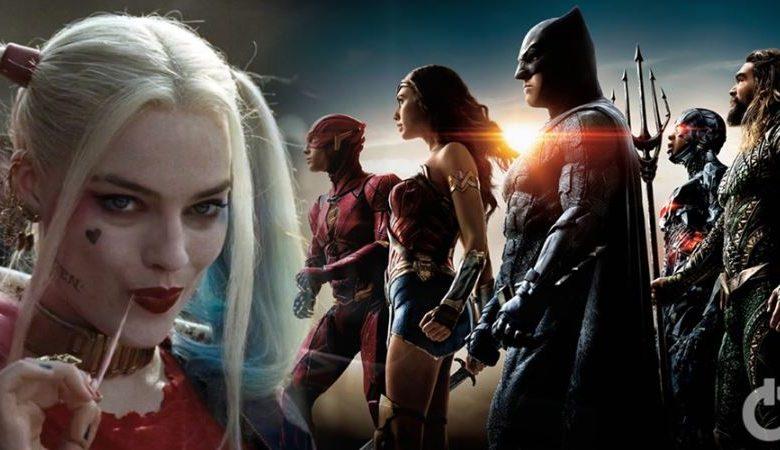 Harley Quinn Boyfriend From Justice League
