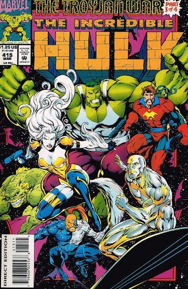 Hulk Defeated Doomsday