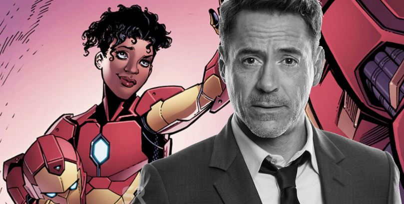 Ironheart Series for Disney+