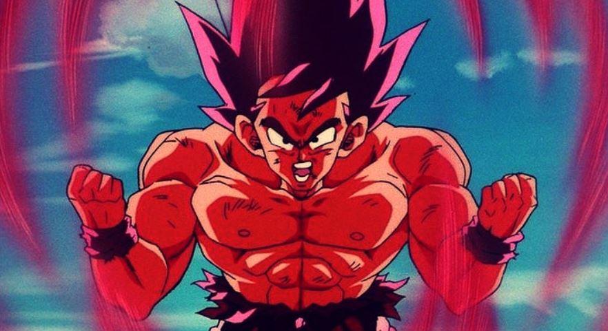 Super Saiyan Vs Kaio-Ken