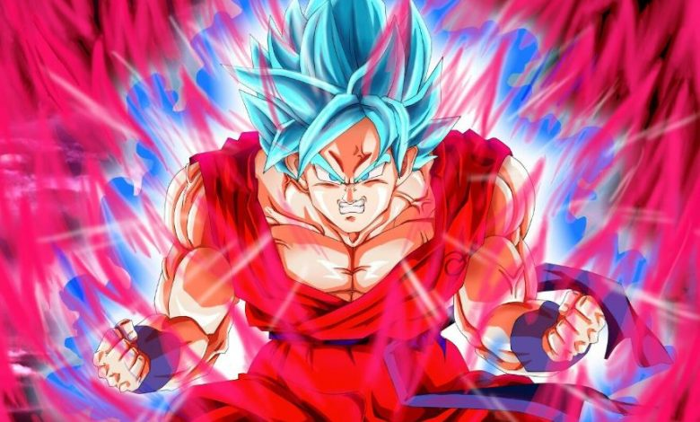 Dragon Ball Goku beats Beerus