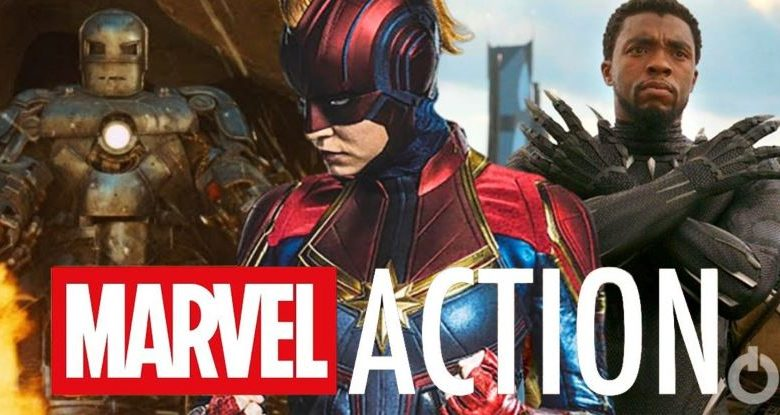 A Ride Through the MCU Action Vol. 5