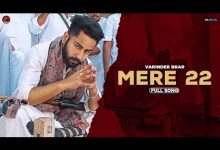 Photo of Mere 22 Song Download Mr Jatt Varinder Brar New Song 2020