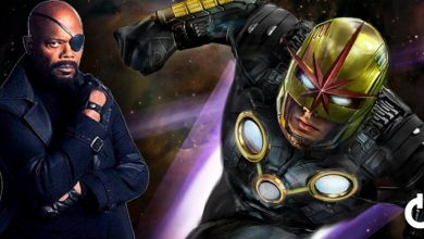 Photo of Nova Movie Plot Details Reveal Richard Rider as a Xandarian & Not a Human