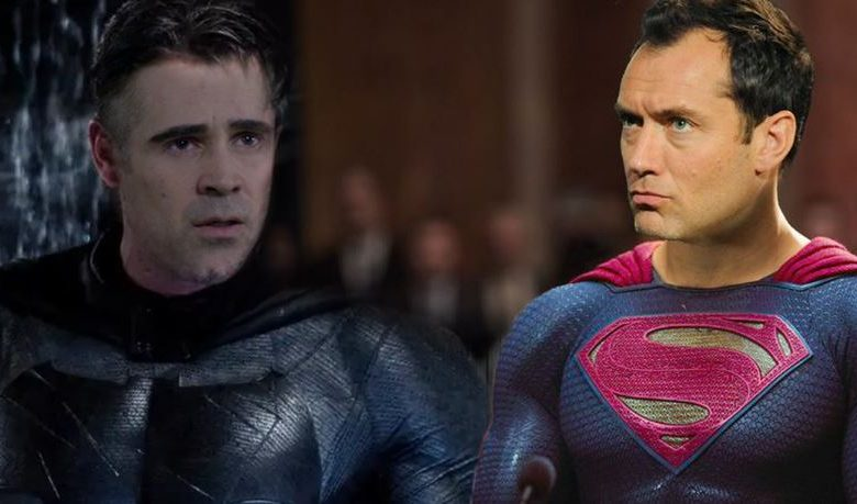 Details of Original Batman V Superman Movie That Was Cancelled
